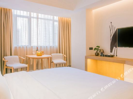 喜悅門酒店(佛山樂從傢俱城店)(Ceramik Hotel (Foshan Lecong Furniture City))高級雙床房