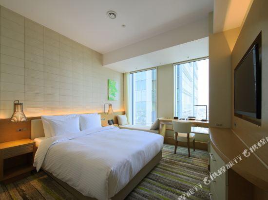 名古屋JR門樓酒店(Nagoya JR Gate Tower Hotel)高級大床房