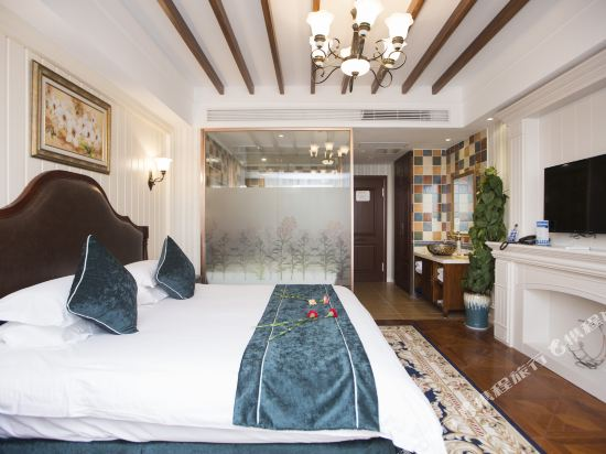 杭州西湖慢享主題酒店(West Lake Manxiang Theme Hotel)邁阿密陽光