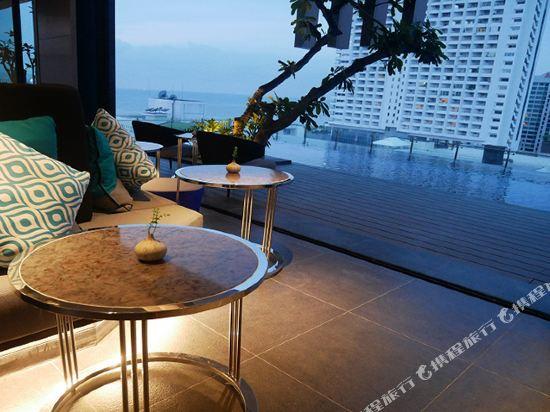 曼特海灘酒店(Mytt Beach Hotel)公共區域