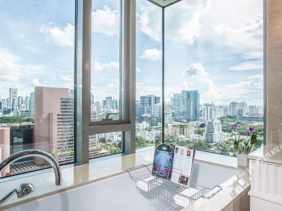 曼谷東方酒店(Oriental Residence Bangkok)三卧室套房