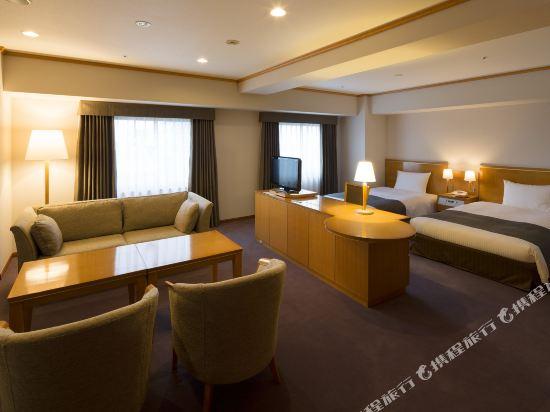 京都蘭威特酒店(Aranvert Hotel Kyoto)套房