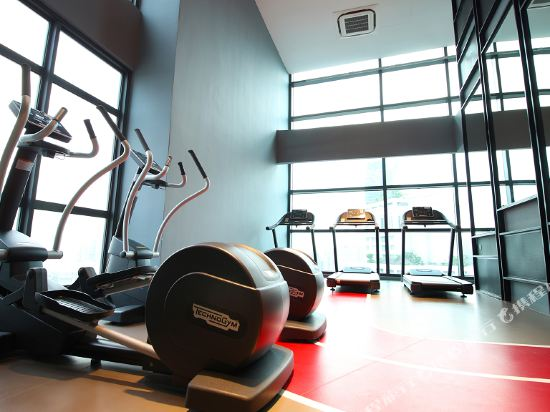 吉隆坡特里貝卡服務式套房酒店(Tribeca Hotel and Serviced Suites Kuala Lumpur)健身房