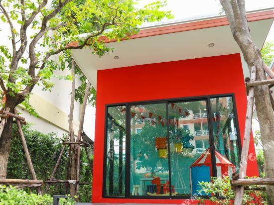 芭堤雅黃金海酒店(Golden Sea Pattaya)兒童樂園/兒童俱樂部