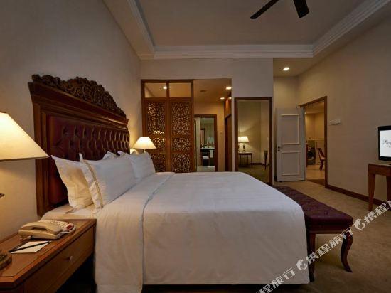 吉隆坡皇家朱蘭酒店(Royale Chulan Kuala Lumpur)兩卧室公寓