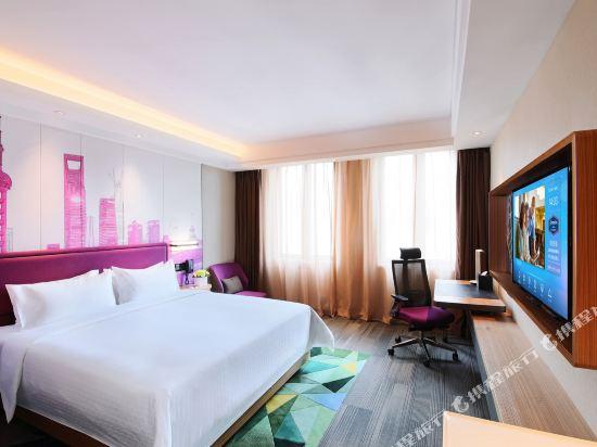 上海虹橋國家會展中心希爾頓歡朋酒店(Hampton by Hilton Shanghai Hongqiao Necc)高級大床房