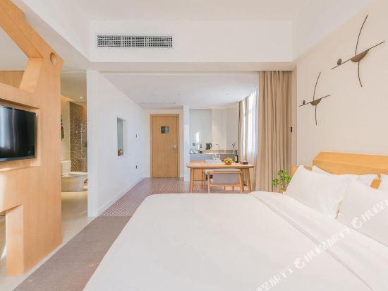 喜悅門酒店(佛山樂從傢俱城店)(Ceramik Hotel (Foshan Lecong Furniture City))零壓商務套房