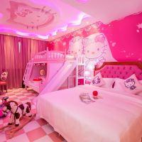 夢幻樂園親子主題公寓(廣州萬達廣場店)酒店預訂