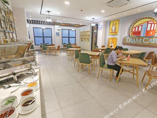 吉隆坡城市便捷唐人街酒店(City Comfort Hotel (China Town) Kuala Lumpur)餐廳