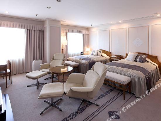 西鐵格蘭酒店(Nishitetsu Grand Hotel)帝國套房