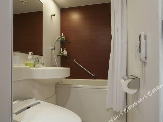 格蘭比亞大酒店(Hotel Granvia Osaka)小間大床房