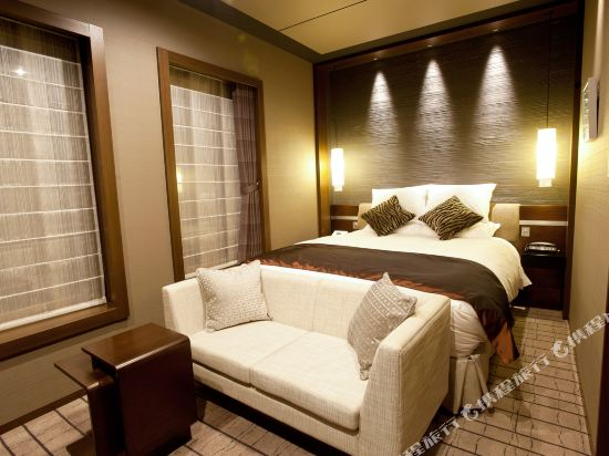格蘭比亞大酒店(Hotel Granvia Osaka)格蘭比亞樓層寧靜房