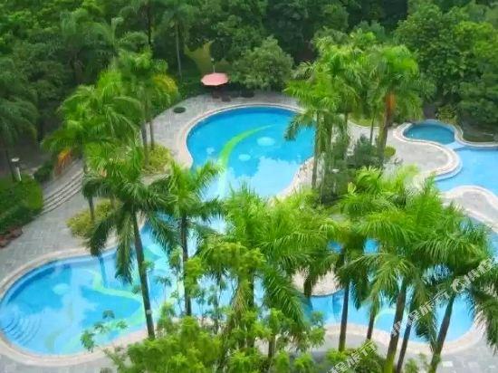 中山雅居樂長江酒店(Agile Changjiang Hotel)室外游泳池