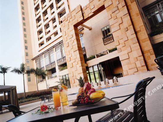 香港青逸酒店(Rambler Oasis Hotel)健身娛樂設施