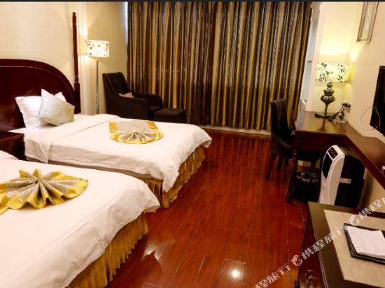 昆明錦華國際酒店(Jinhua International Hotel)行政豪華雙床房
