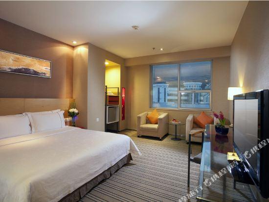 珠海凱迪克酒店(Catic Hotel)商務標準大床房