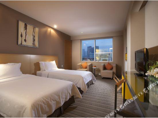 珠海凱迪克酒店(Catic Hotel)商務標準雙床房