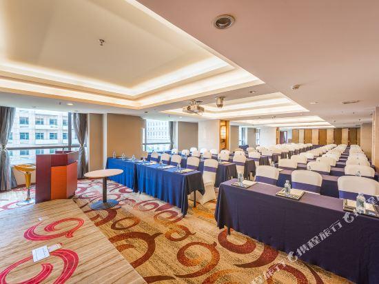 百盛達酒店(佛山千燈湖公園店)(Pasonda Hotel (Foshan Qiandeng Lake Park))健身娛樂設施