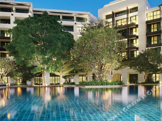 曼谷暹羅凱賓斯基飯店(Siam Kempinski Hotel Bangkok)豪華雙床房