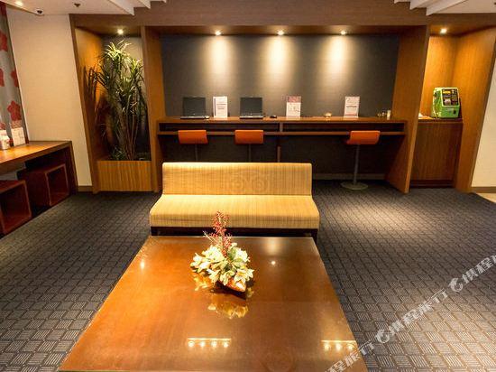 The b 名古屋酒店(The b Nagoya)公共區域