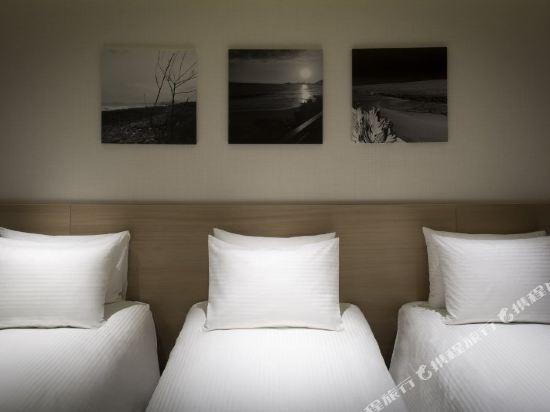 台北豪景大酒店-新館(New Riverview Suites Taipei)特斯拉麗景三人房