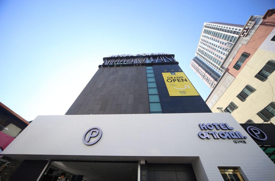 精選酒店大邱站分店Hotel Good Choice Daegu Station Branch