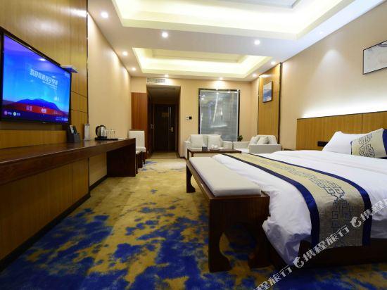 昆明雲楨花園酒店(Yunzhen Garden Hotel)湖景豪華陽台房