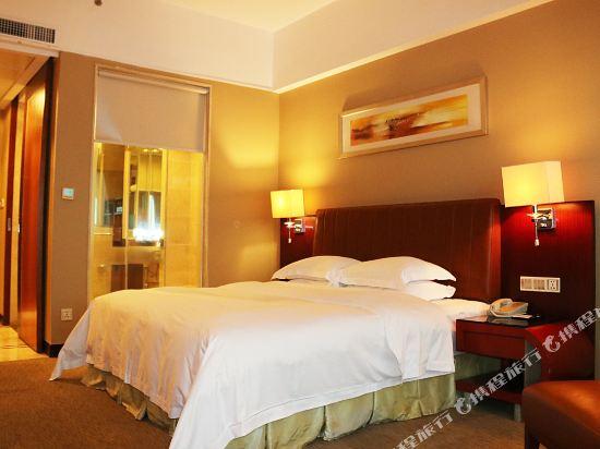 東莞富盈酒店(Cinese Hotel Dongguan)高級大床房