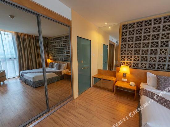 吉隆坡輝煌酒店(Vivatel Kuala Lumpur)精緻套房