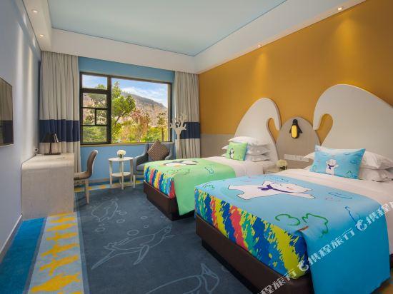 珠海長隆企鵝酒店(Chimelong Penguin Hotel)極地房