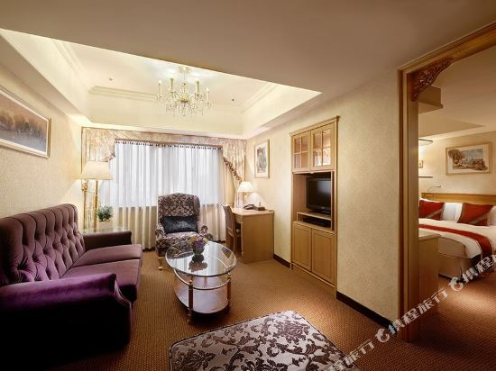 台北天成大飯店(Cosmos Hotel Taipei)特斯拉天成套房