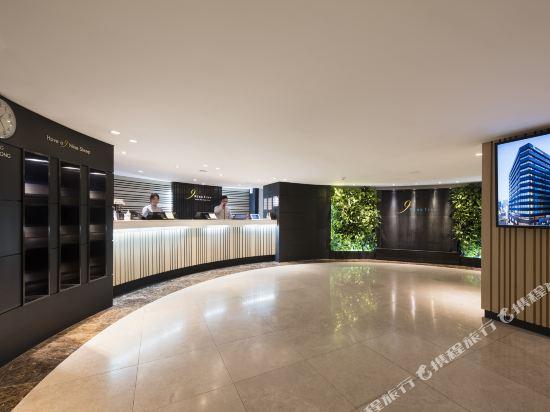 九棵樹酒店(Nine Tree Hotel Myeongdong)大堂吧