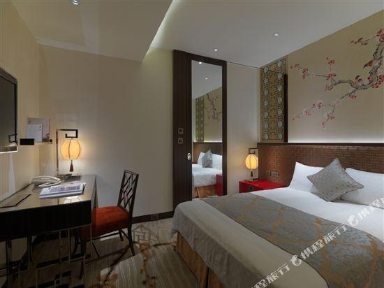 台北圓山大飯店(The Grand Hotel)特斯拉精緻客房(無窗)