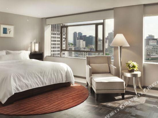 首爾威斯汀朝鮮酒店(The Westin Chosun Hotel Seoul)高級精緻套房