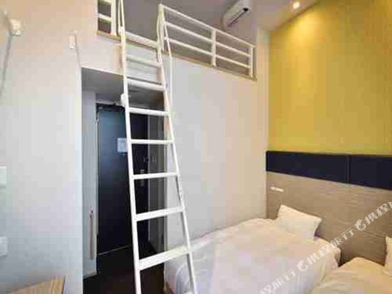 博多WBF格蘭大酒店(HOTEL WBF GRANDE HAKATA)行政雙床房