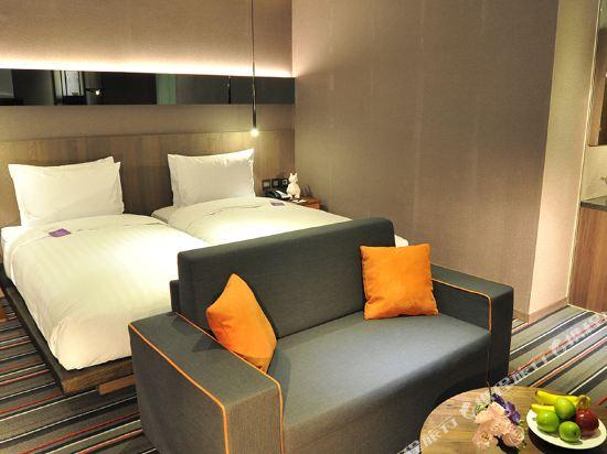台北永安棧(Westgate Hotel)帶雙人床的豪華套房