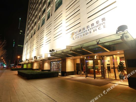 北京金融街行政公寓(Financier Executive Residence)外觀