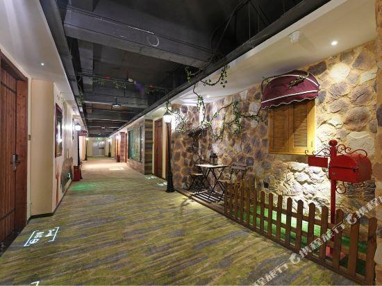 美豪酒店(深圳機場店)(Mehood Hotel)城市温馨親子房
