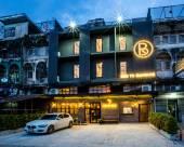 住在曼谷旅舍