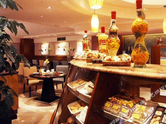 大阪都喜來登酒店(Sheraton Miyako Hotel Osaka)咖啡廳
