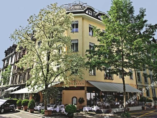 蘇黎世花園湖瑞士品質酒店