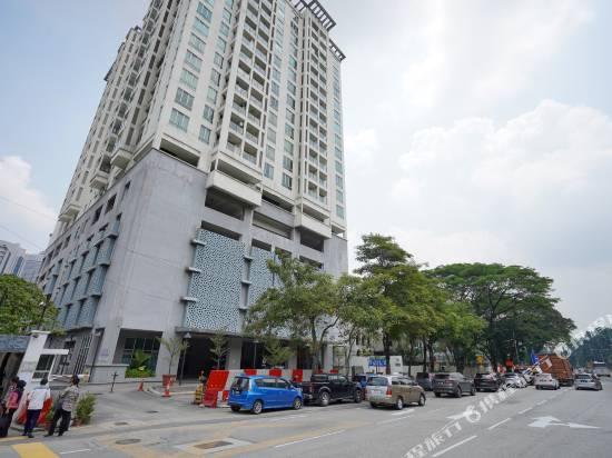 吉隆坡938舒適OYO套房