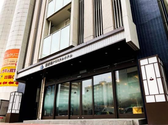心斎橋 クリスタル ホテル