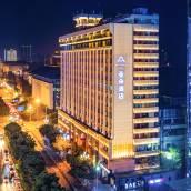 成都春熙路天府廣場地鐵站亞朵酒店