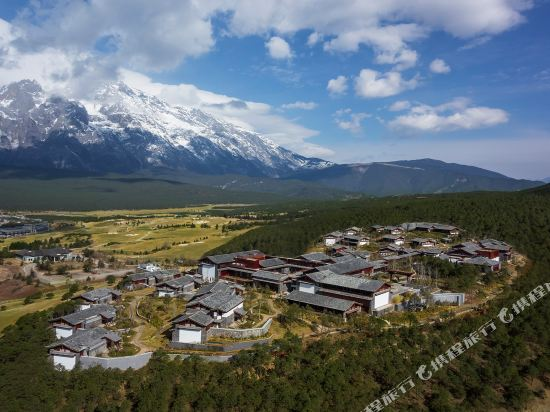 Grand Hyatt Lijiang Snow Mountain Hotel