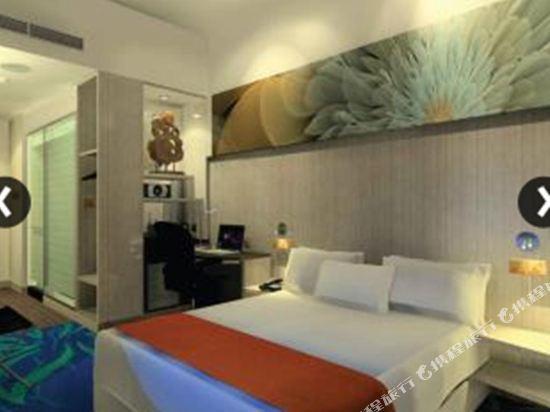 吉隆坡市中心智選假日酒店(Holiday Inn Express Kuala Lumpur City Centre)標準客房