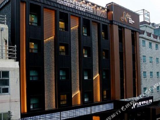 諾埃爾商務汽車旅館(Noel Business Hotel)外觀