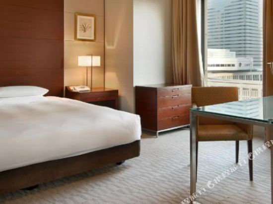 東京凱悦酒店(Hyatt Regency Tokyo)俱樂部豪華特大床房