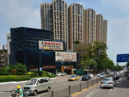 中山國際酒店(Zhongshan International Hotel)周邊圖片