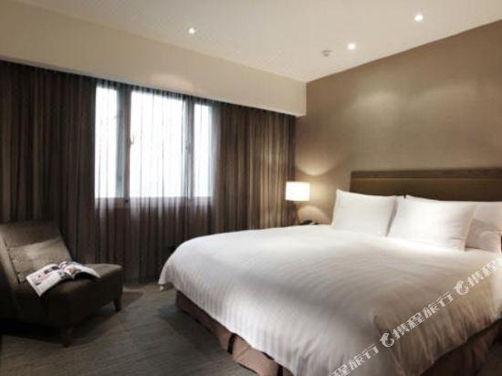 台北馥敦飯店-復南館(Taipei Fullerton Hotel South)精緻客房